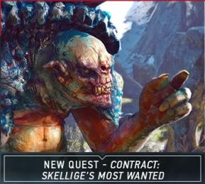 DLC 02 Contract: Skelliges Most Wanted - небывалый условие до поиску самого опасного бандита со Скеллиге!